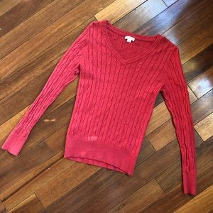 Sweaters - Cable Knit Sweater